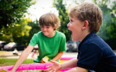 Aqualetics an der Freizeitbörse für Kinder und Jugendliche